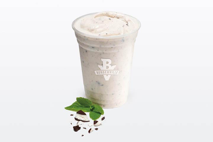 mint patty shake