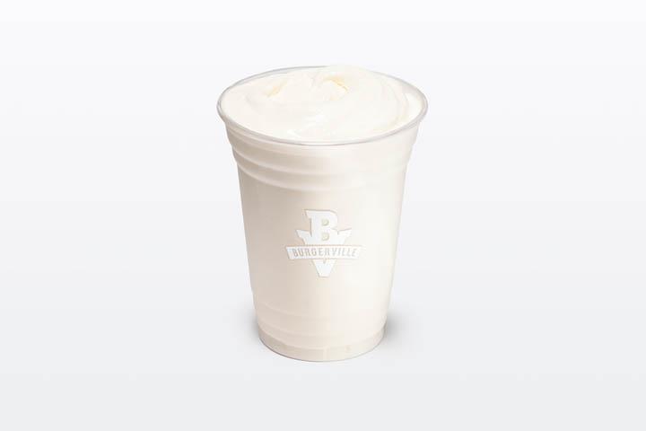 sweet cream shake