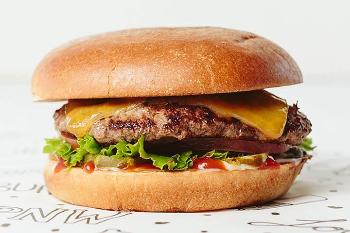 NW Cheeseburger