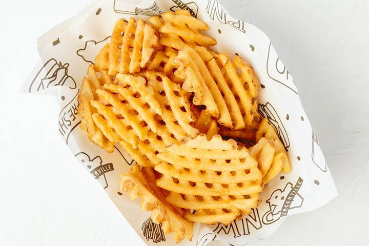 Waffley Fries