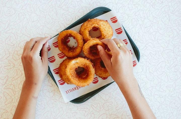 Walla Walla Onion Rings Burgerville