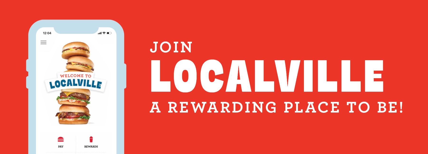 Join Localville